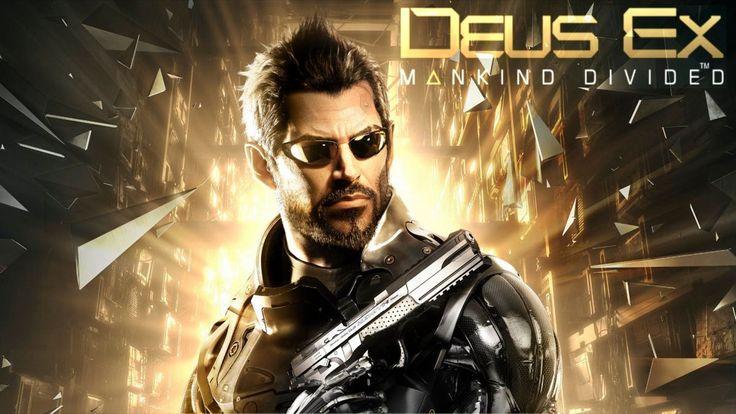 """Deus Ex: Mankind Divided"" preview"