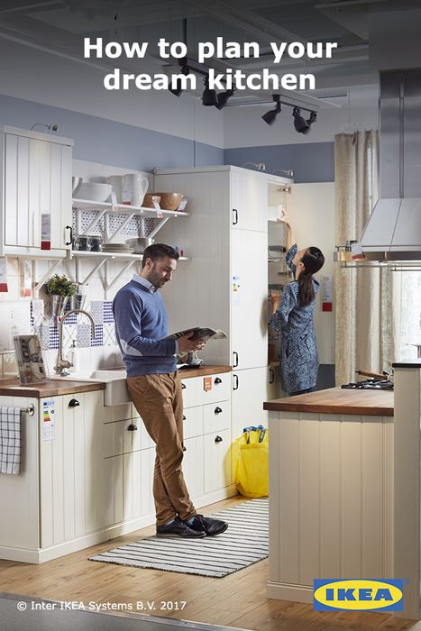 Best There are lots of things to think about like where to put the fridge or how many drawers you need That us why IKEA has tools and videos that will help you