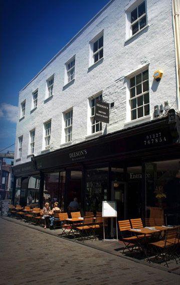 Deesons British Restaurant, Canterbury