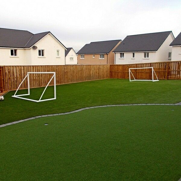Play areas have to put up with the demands of constant use and rigorous play, traditional lawn turf often becomes worn out and develops bald patches, dips and puddles. With our artificial grass there is a resilience that is an integral part of the product's design, ensuring it will be a long-lasting investment.  #ArtificialTurfScotland #artificial #fakegrass #artificialgrass #astroturf #grass #syntheticgrass #syntheticturf #garden #landscape #gardening #scotlandUK
