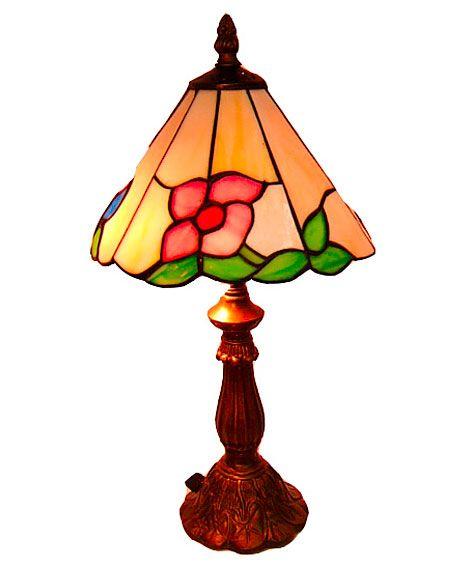Lam Tiffany Sobremesa Mendal Material: Resina ... Eur:89 / $118.37
