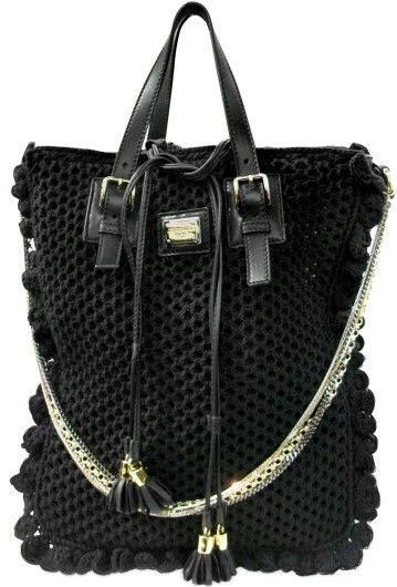 find this pin and more on bolsos crochet y anillas by finajs