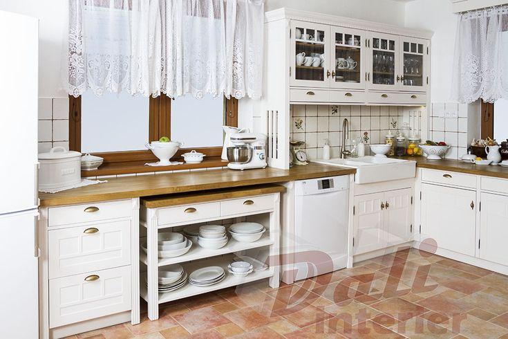 Rustikální kuchyně - Dali INTERIER, s.r.o.