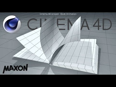 Tuto cinema4D | Livre 3D + compositing - YouTube