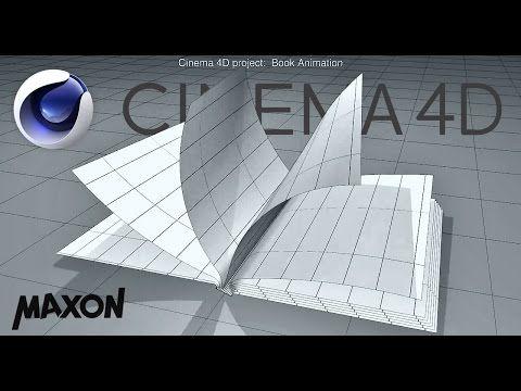 Tuto cinema4D | Livre 3D + compositing - YouTube