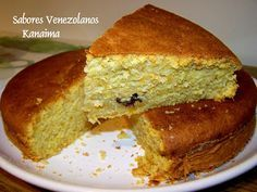 Sabores Venezolanos: Torta de Auyama