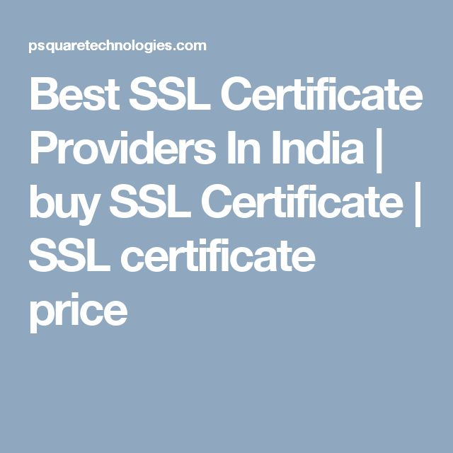 Best SSL Certificate Providers In India | buy SSL Certificate | SSL certificate price