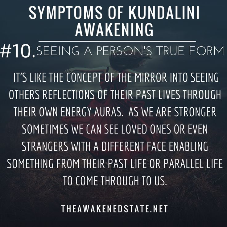 Symptoms of Kundalini Awakening#9. Seeing a Person's True FormI believe this one was from a personal story when I created the survey on ascension symptoms a few years ago. As a sensitive this can definitely happen and it's quite bizarre when we...