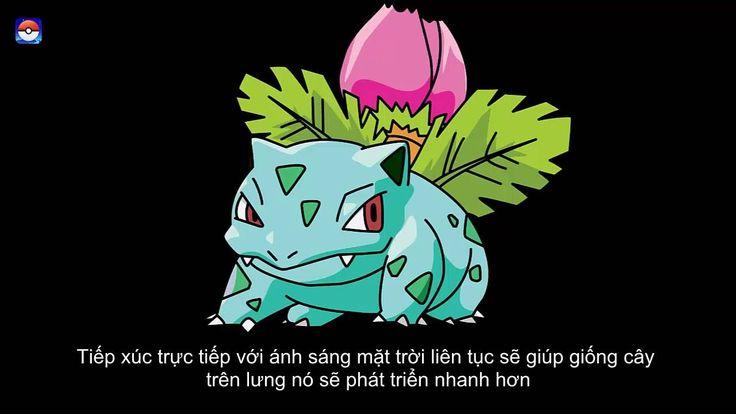 Ivysaur Pokemon Hạt Giống - Pokemon Go Gameplay