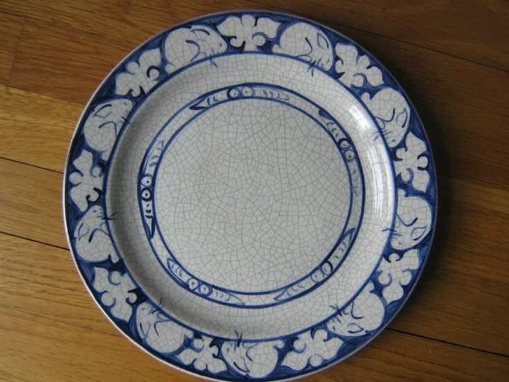 1000 Images About Dedham Pottery On Pinterest