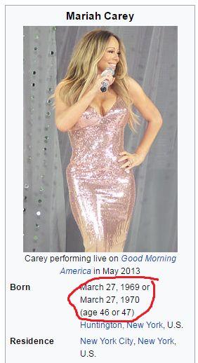 Mariah Carey's wiki... http://ift.tt/2hOQ4Kz