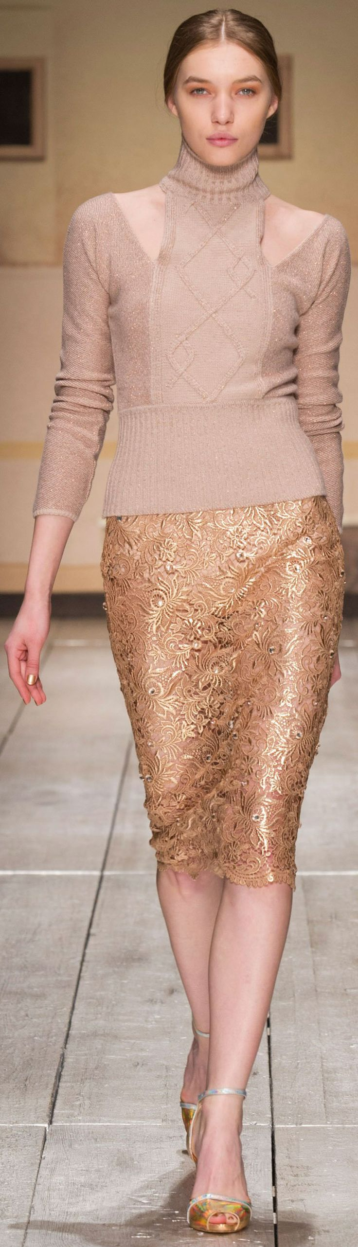 Laura Biagiotti Autumn (Fall) / Winter 2014