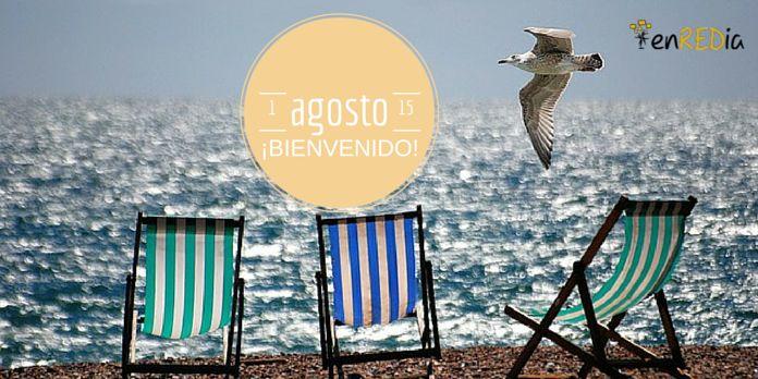 Agosto ¡Bienvenido!  #note #cita #quote #pensamiento #optimismo