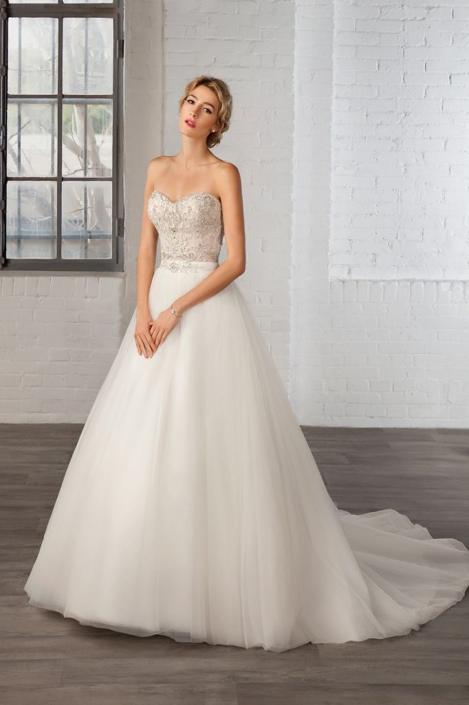 Modern Allure Bridal Gowns For Sale Festooning - Ball Gown Wedding ...