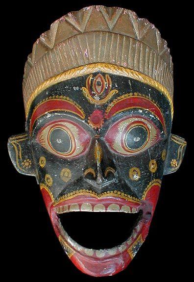 Himalayan Mercantile - Masks from Southern Nepal