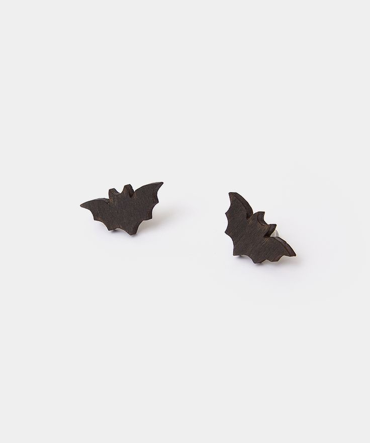 Itsy Bitsy Bat stud earrings