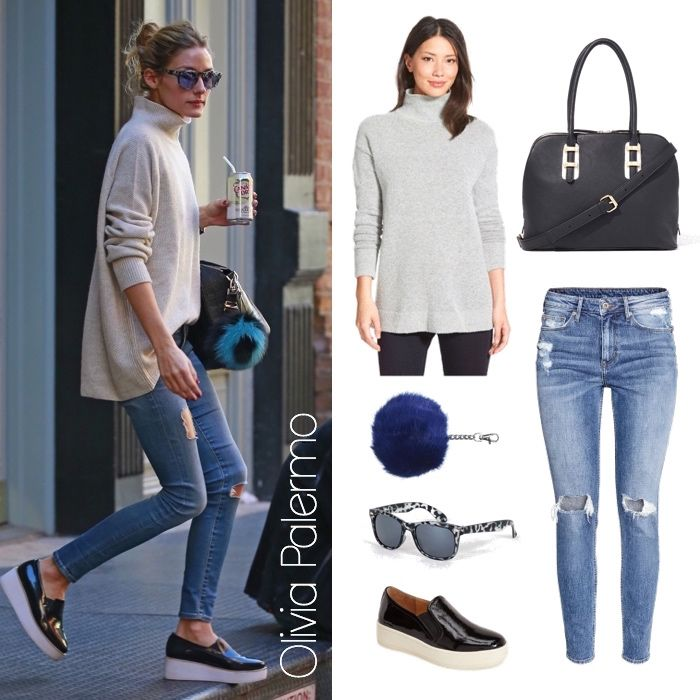 Olivia Palermo Look for Less: