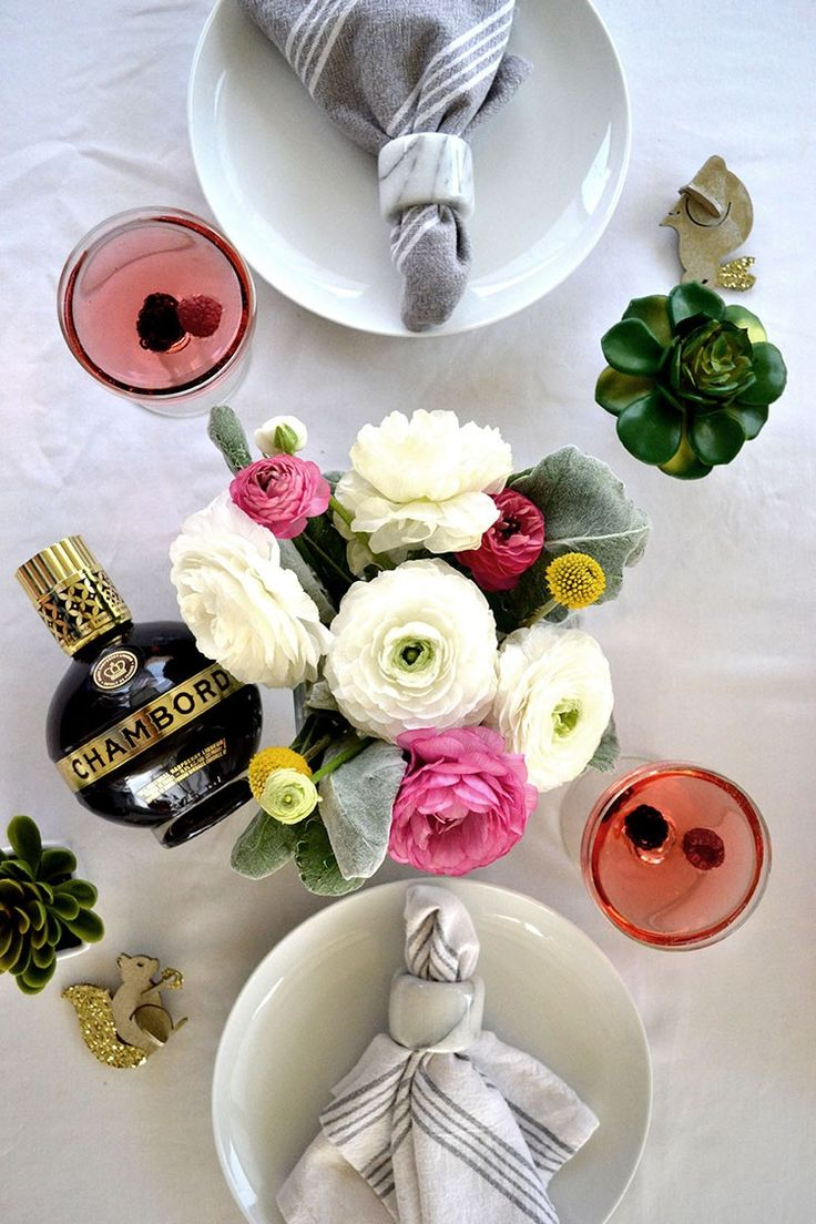 Cheers to springtime, friends, and Chambord! In partnership  with @ChambordUS #BecauseNoReason  #SponsorOver21