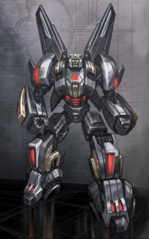 Transformers Fall of Cybertron Silverbolt