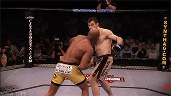 mma-gifs: UFC 101: Anderson Silva vs. Forrest Griffin Follow me at http://jaiking.tumblr.com/ You'll be glad you did.