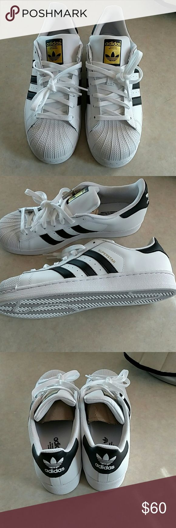Adidas Clamshell Shoes