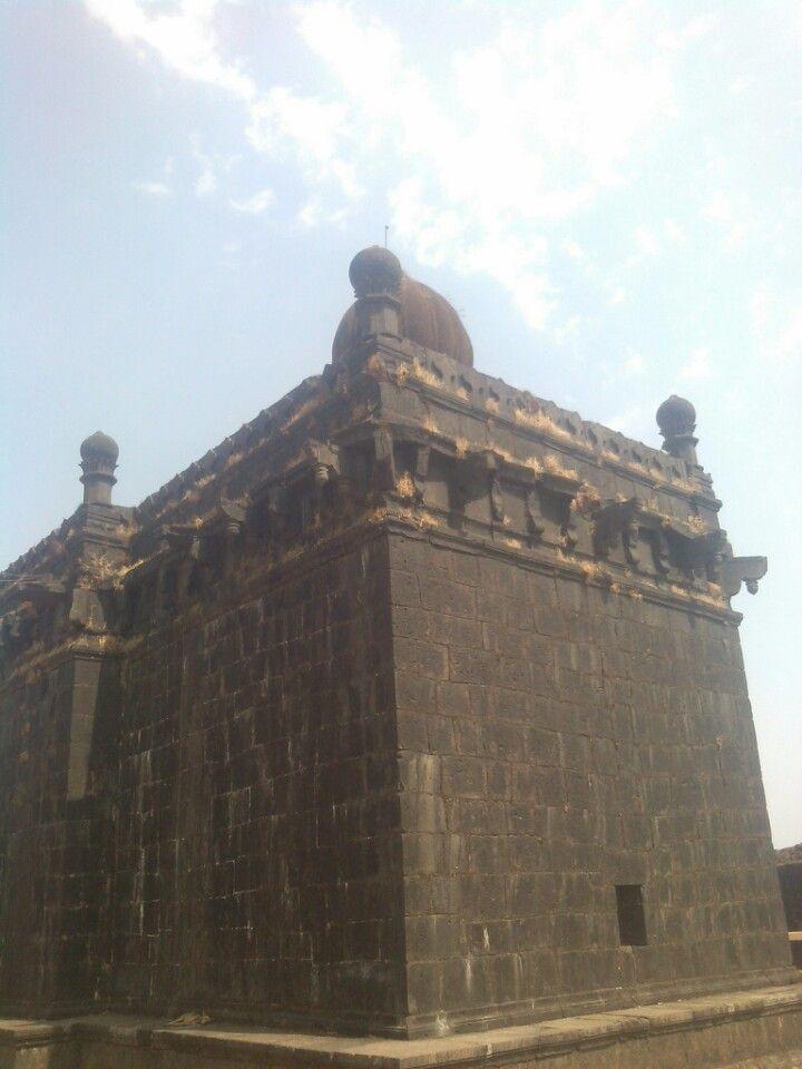 Raigad Fort in Mahārāshtra