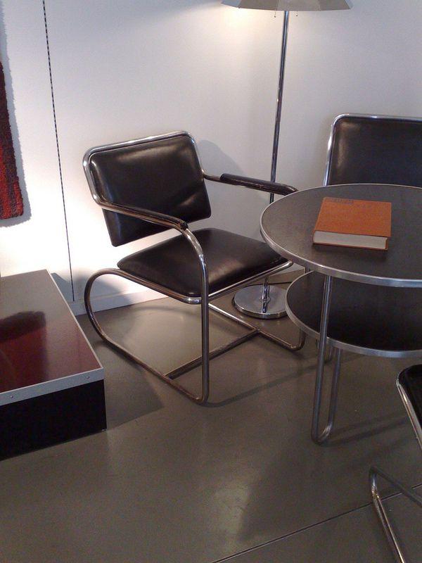 Bauhaus Deutsche Moderne Heinz / Bodo Rasch cantilever chair