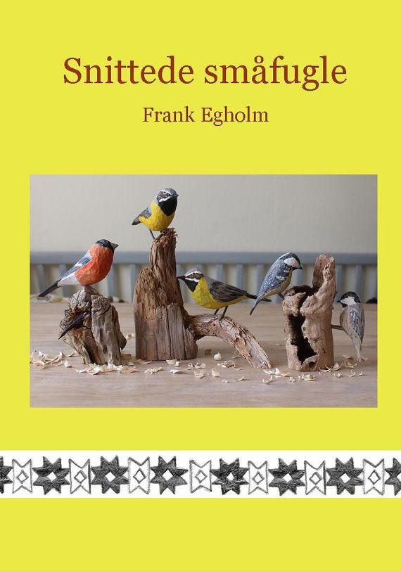 Kleine vogels gesneden papier boek gratis van Whittlingsale op Etsy