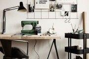 Фото 24 55 идей дизайна рабочего места: у окна, в шкафу, детское рабочее место