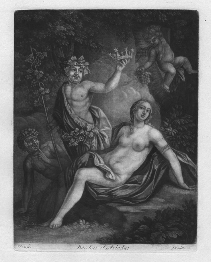 1760 Bernard Lens John Smith Bacchus Wein Aquatinta Radierung Mezzotint etching | eBay