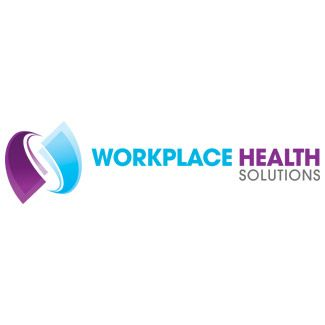 Workplace Health Solutions logo design