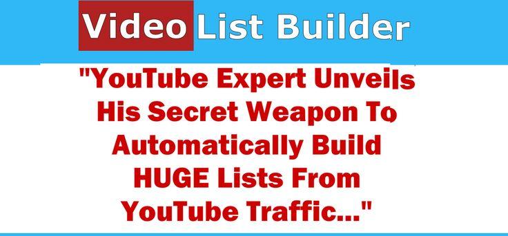 Video List Builder Review & Bonuses – New List Building Software