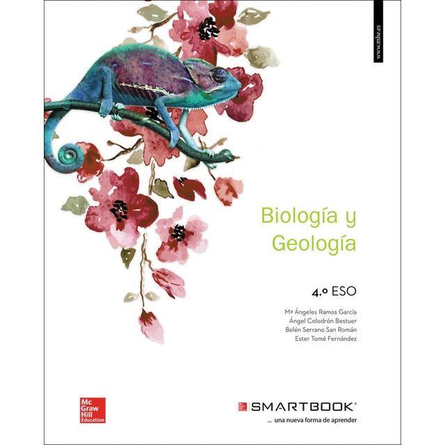La Sb Biologia Y Geologia 4 Eso Libro Alumno Smartbook Estandares De Aprendizaje Geología Biología