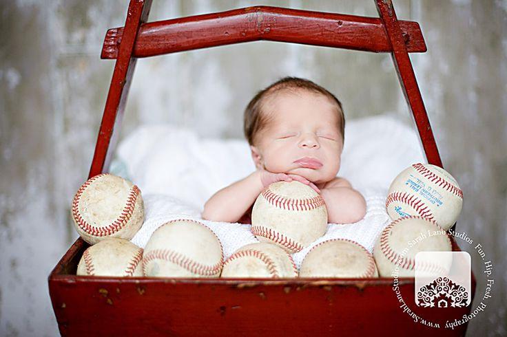 Baseball baby.