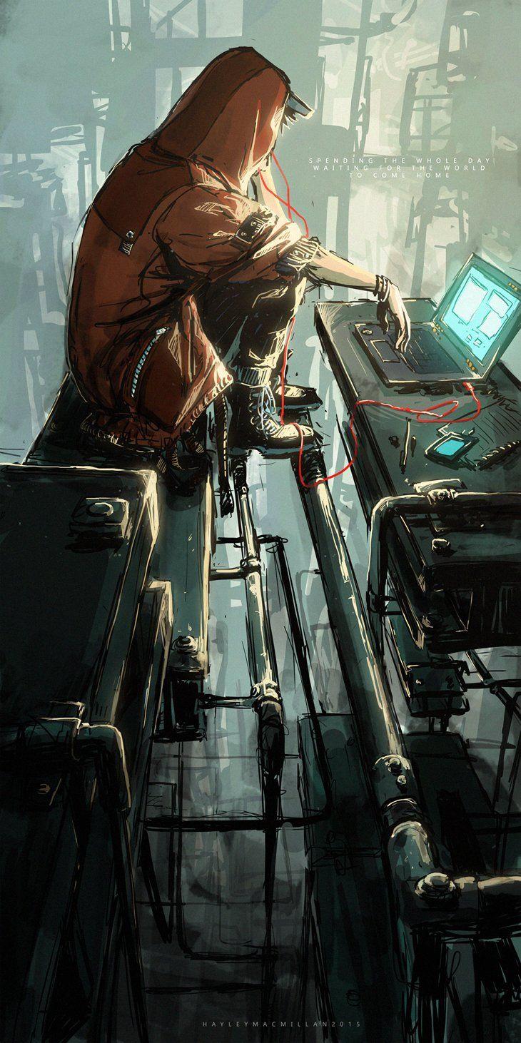freelancer, Hayley Macmillan on ArtStation at https://www.artstation.com/artwork/freelancer-850b9734-a1fa-40a1-aa71-099861de5789