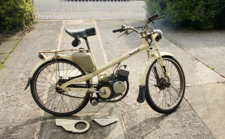Vintage Mopeds for Sale | Laverda Moped for Sale