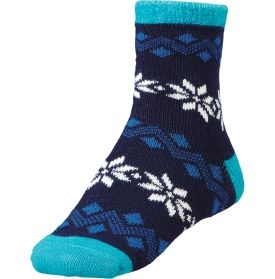Yaktrax Women's Cozy Flakes Cabin Sock | DICK'S Sporting Goods