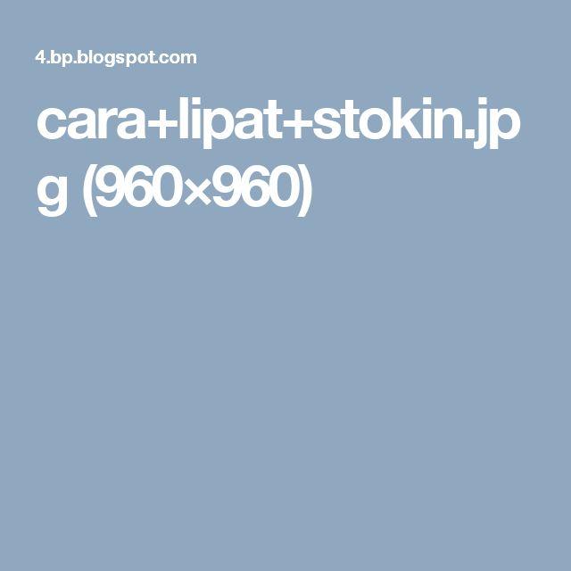 cara+lipat+stokin.jpg (960×960)