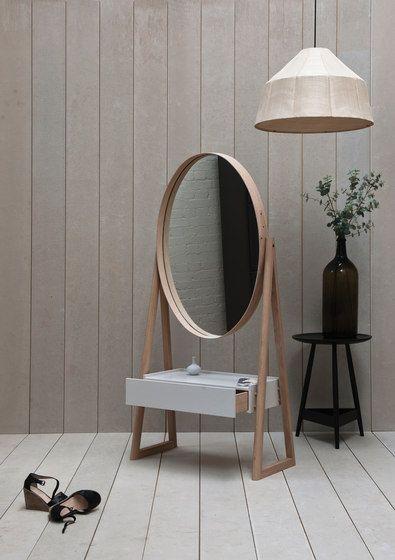 Iona Cheval Mirror von Pinch   Architonic