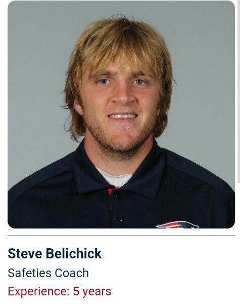 Steve Belichick