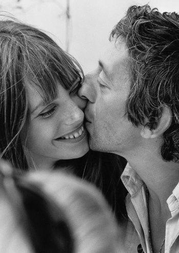 Jane Birkin and Serge Gainsbourg. loved by #maisonbrunet