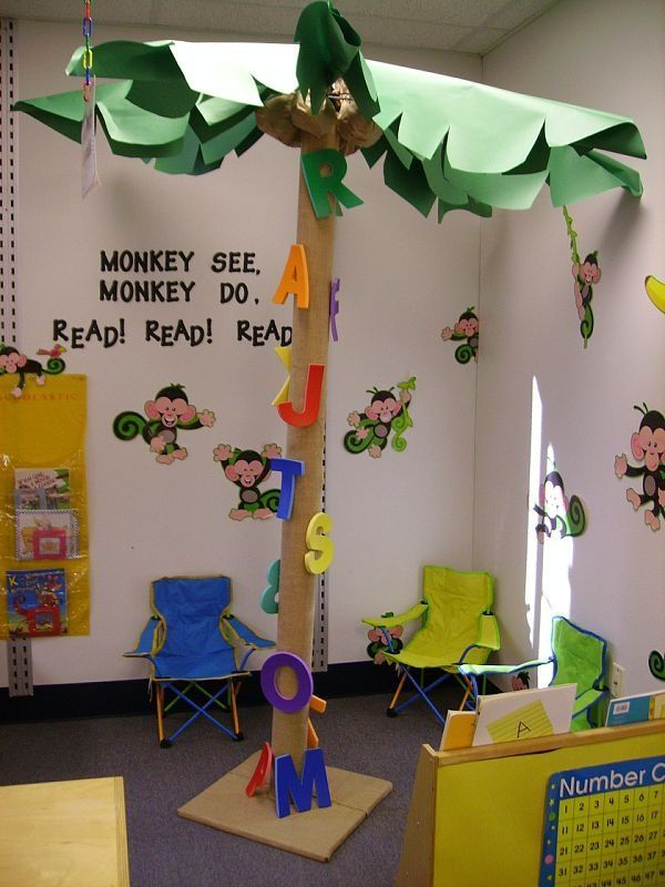 Classroom Door Ideas Jungle ~ Best images about chicka boom on pinterest