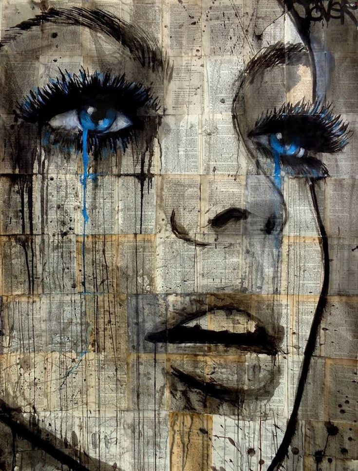 artist_loui_jover_creates_adorable_portraits_of_women_with_black_ink_on_newspapers_2016_01