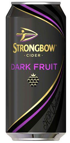 Strongbow Cider Dark Fruit