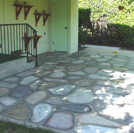 Best 25 Painted cement patio ideas on Pinterest Paint cement