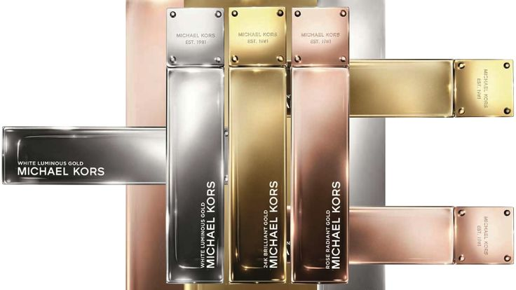 The Beauty Cove: IL PROFUMO: THE GOLD COLLECTION di MICHAEL KORS