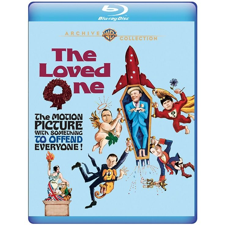 The Loved One - Blu-Ray (Warner Archive Region Free) Release Date: May 9, 2017 (Amazon U.S.)