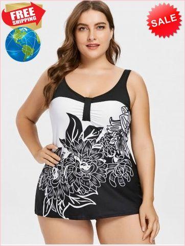 3d256dea103 Best Prices Plus Size Handpainted Print Open Back Tankini 2250347  fMoeLNO4ZtEm5VWW2k8J Cheap Sale  RoseGal.com