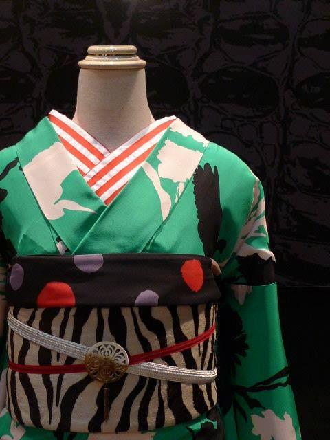 Kimono, Retro, Modern,着物, レトロ