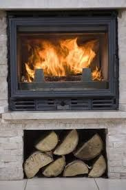 Image result for convert open fireplace to slow combustion